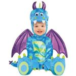LITTLE DRAGON BABY TODDLER COSTUME